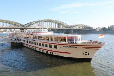 莱茵河游轮13天【阿尔梅尼亚号】